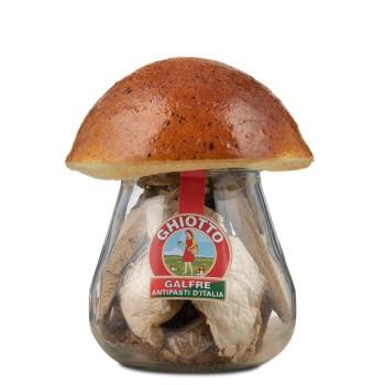 """Funghi porcini secchi vaso Tappo Fungo """"speciale"""" g. 30"""
