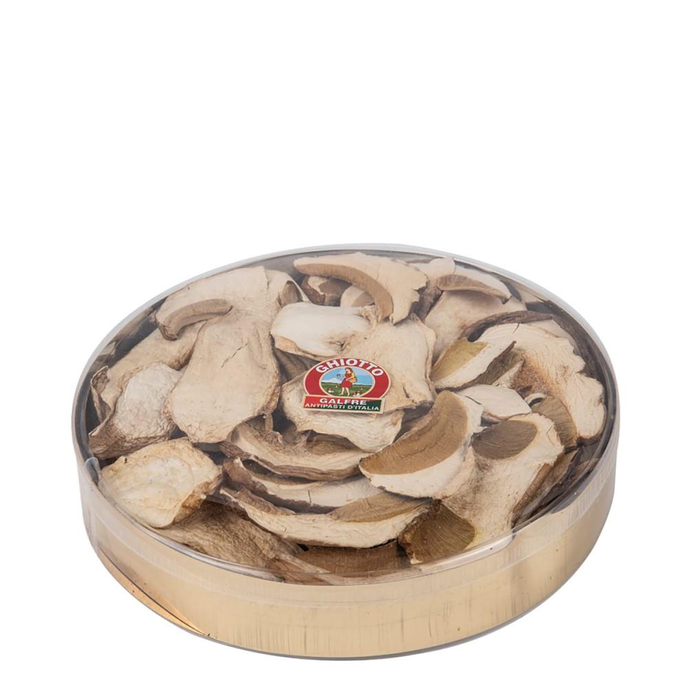 """Funghi porcini secchi scatola Lusso """"extra"""" g.100"""