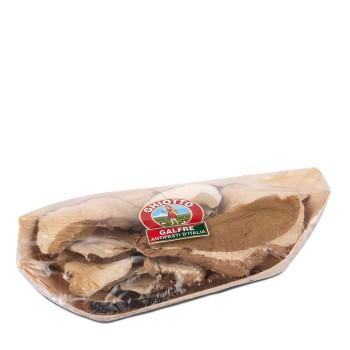 """Funghi Porcini secchi """"speciale"""" barchetta g. 20"""