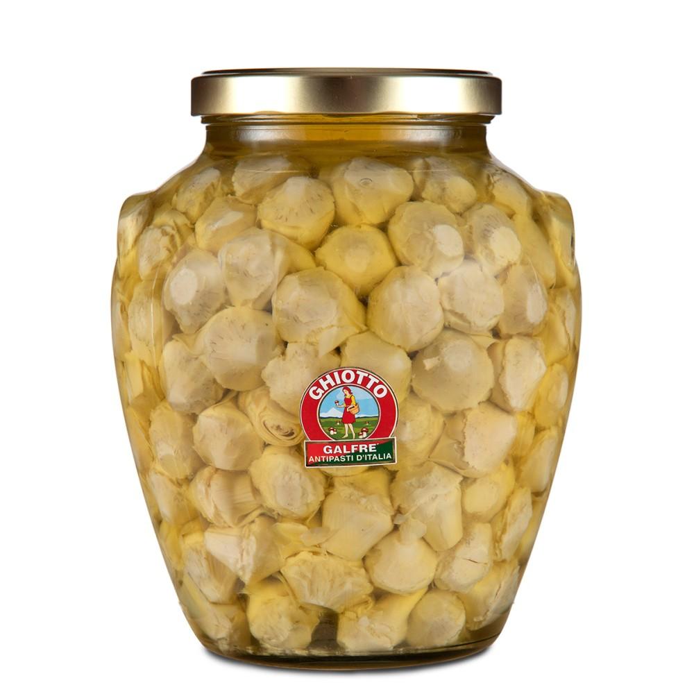 Artichokes kg. 3 orcio jar