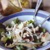 Caesar Salad con carciofini e funghi