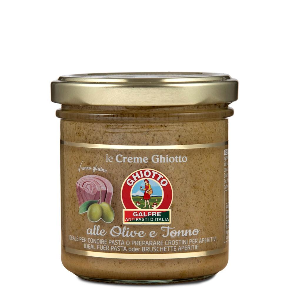 Crema di olive e tonno | 140g