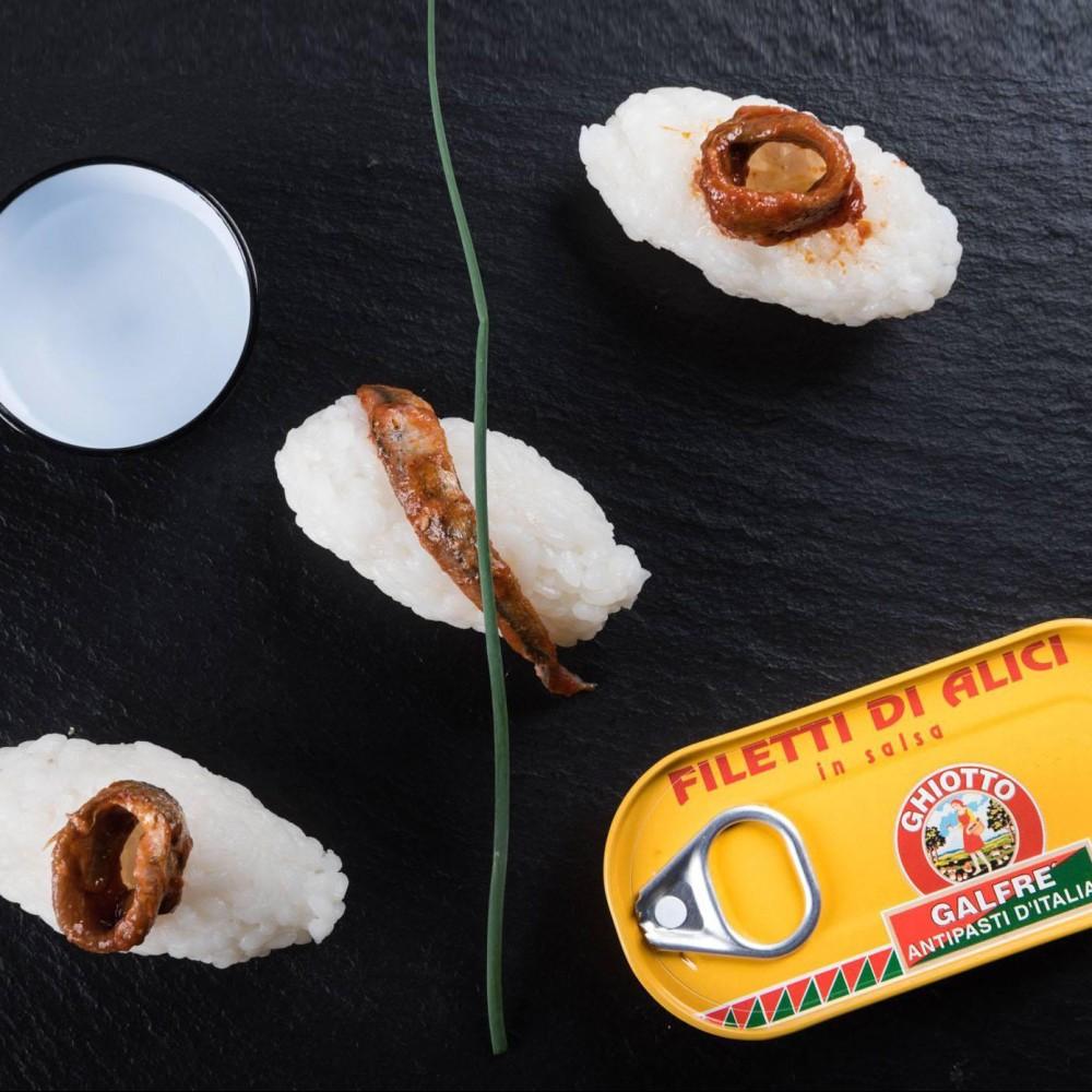 Piemontese Sushi
